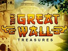 На веб-сайте на деньги The Great Wall Treasure