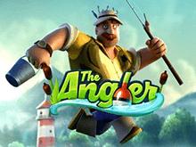 На онлайн-сайте автомат The Angler на деньги